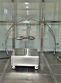 IPX3X4淋雨试验装置(敞开式)