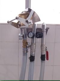 IPX5X6冲水试验装置(敞开式)