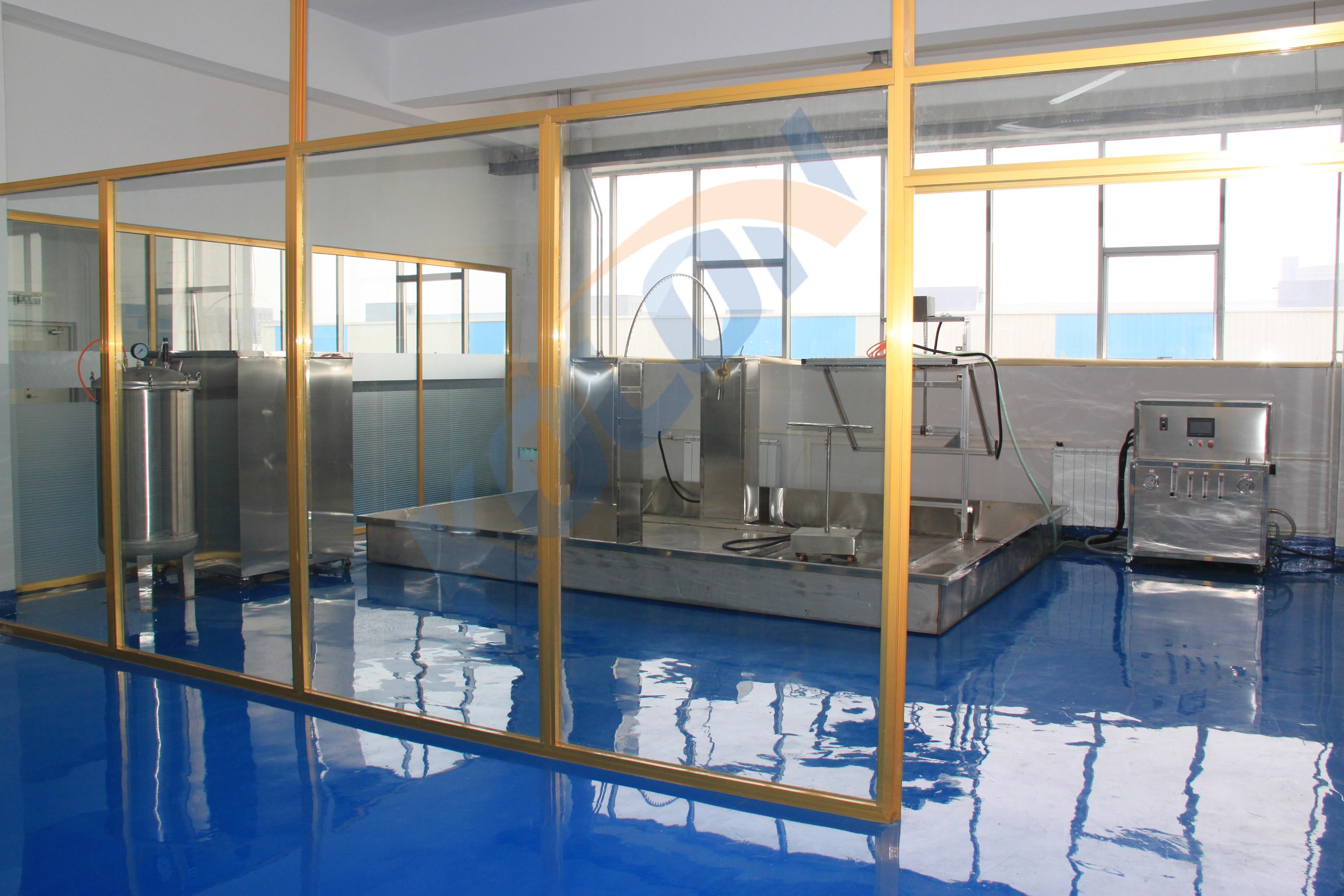 黑龙江爱普照明电器有限公司环境模拟实验室